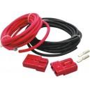 Câbles d'alimentation arrière / 24 pieds pour treuil