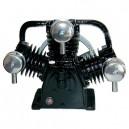 Pompe de compresseur en fonte