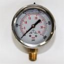 Cadran pour pression d'huile