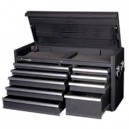 Cabinet à outils noir - 9 tiroirs