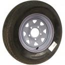 BCT Radial ST205/75R15 / Jante 6 trous