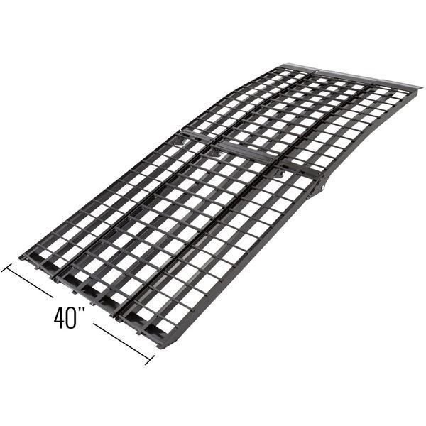 livraison gratuite rampe arqu pliable pour moto 8. Black Bedroom Furniture Sets. Home Design Ideas