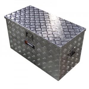 """Coffre aluminium 32"""" x 16"""" x hauteur 18"""""""