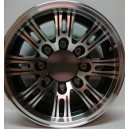 "Jante aluminium 16"" / 6 trous"