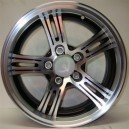 """Jante aluminium modulaire 14"""" x 5.5""""  /  5 - 4.5"""""""