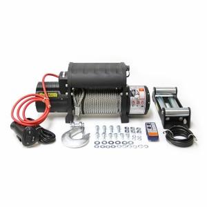 Treuil 12,000 lb - 12 volts - 6 hp